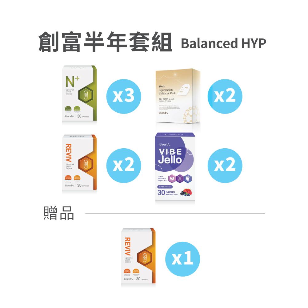 Balanced HYP